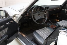 Mercedes-Benz 280SL w113 1984