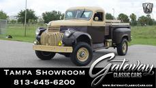 Chevrolet 1 1/2 ton Pickup 1946