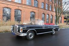 Mercedes-Benz 220s/SE Cabriolet Ponton 1963
