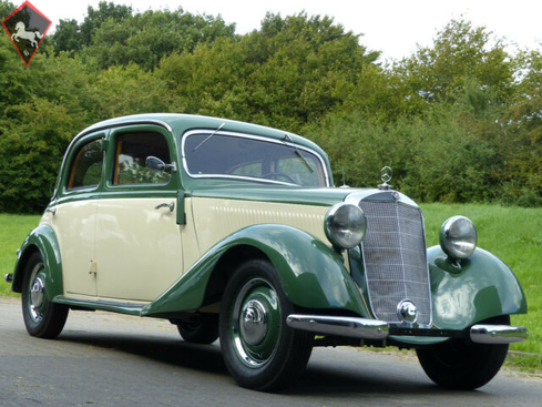 Mercedes-Benz 170V 1949