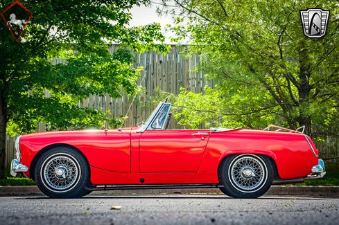 Austin-Healey Sprite 1965