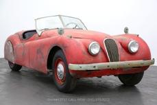 Jaguar XK120 1950