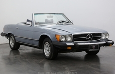 Mercedes-Benz 450SL w107 1974