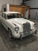 Mercedes-Benz 220a/S/SE Ponton 1957
