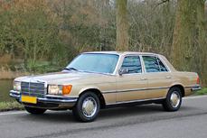 Mercedes-Benz 280S/SE/SEL w108 1979