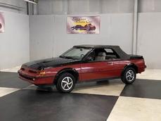 Pontiac Sunbird 1986