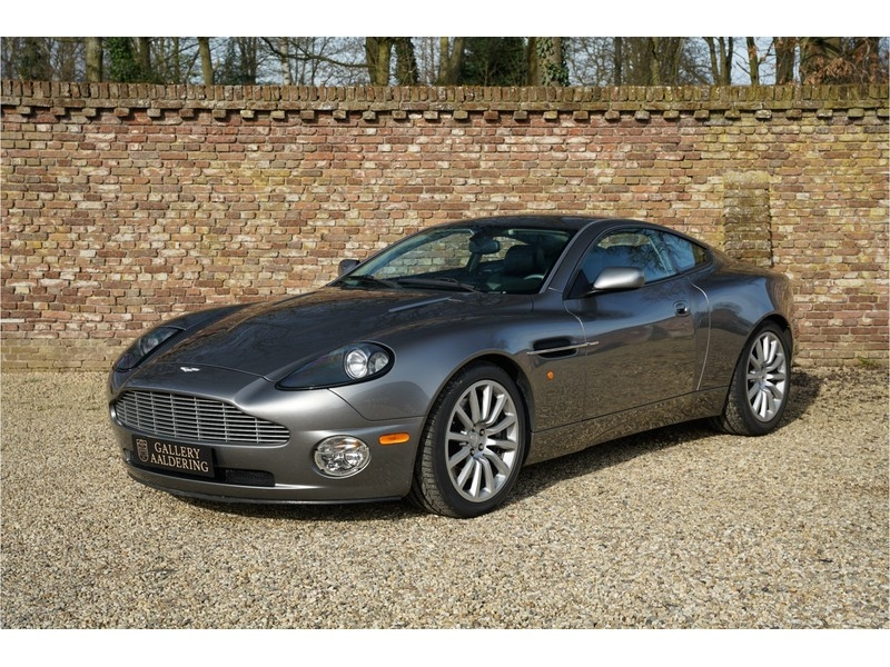 2003 Aston Martin Vanquish Is Listed Verkauft On Classicdigest In Brummen By Gallery Dealer For 79500 Classicdigest Com