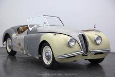 Jaguar XK120 1952
