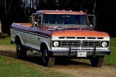 Ford F-250 1976