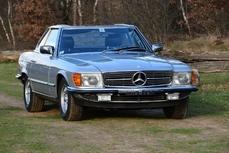 Mercedes-Benz 280SL w107 1984
