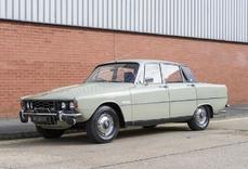 Rover P6 (2000/2200/3500) 1974