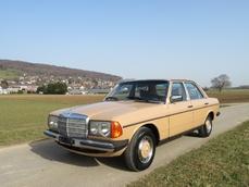 Mercedes-Benz 230 w123 1979