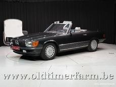Mercedes-Benz 280SL w107 1986