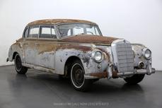 Mercedes-Benz 300 W186 Adenauer  1955