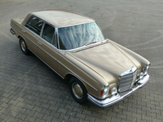 Mercedes-Benz 300SEL 6.3 w109 1970
