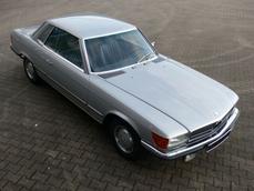 Mercedes-Benz 450SLC w107 1974