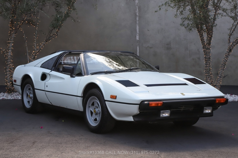 1982 Ferrari 308 Gts Is Listed Zu Verkaufen On Classicdigest In Los Angeles By Beverly Hills Car Club For 39950 Classicdigest Com