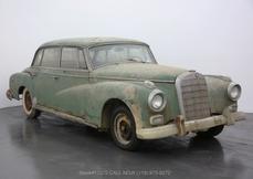 Mercedes-Benz 300d W189 1961