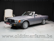Mercedes-Benz 380SL w107 1981