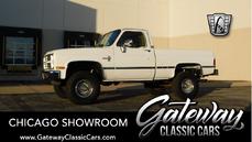 Chevrolet Pick Up 1987