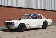 Nissan GTR 1972