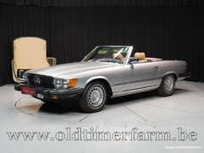 Mercedes-Benz 380SL w107 1982