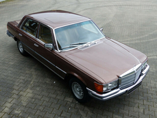 Mercedes-Benz 450SE w116 1979