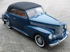 Opel Kapitän 1939