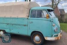 Volkswagen Typ 2 Split Screen 1962