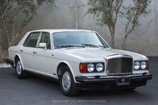 Bentley Mulsane Turbo 1991