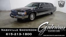 Cadillac Fleetwood 1996