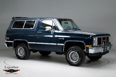 GMC Jimmy 1988