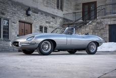 Jaguar E-type XKE