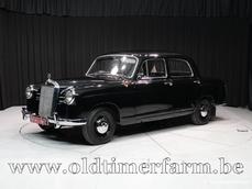 Mercedes-Benz 180 Ponton 1955