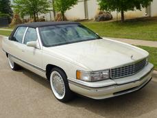 Cadillac De Ville 1996