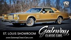 Lincoln Continental Mark V 1978
