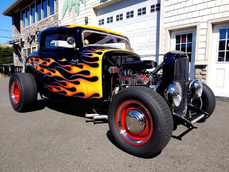 Ford Custom 1932