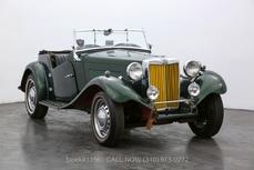 MG TD 1953