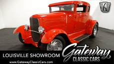 Ford 5-Window Coupe 1931