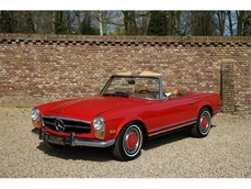 Mercedes-Benz 280SL w113 1970