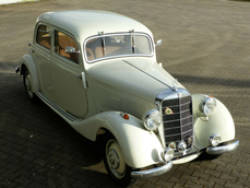 Mercedes-Benz 170S 1952
