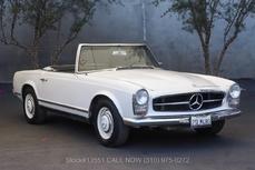 Mercedes-Benz 250SL w113 1967