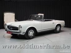 Mercedes-Benz 230SL w113 1963