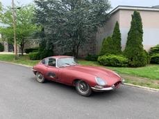 Jaguar E-type XKE 1962