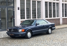 Mercedes-Benz 560 SEC w126 1990