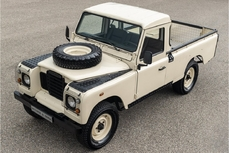 Land Rover Series III 1978