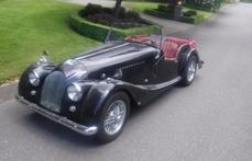 Morgan Plus 4 1960