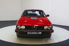 Alfa Romeo GTV V6 1981
