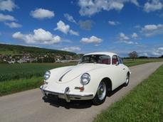 Porsche 356 1961