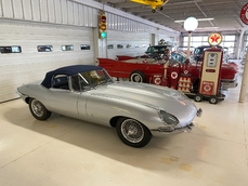 Jaguar E-type XKE 1961